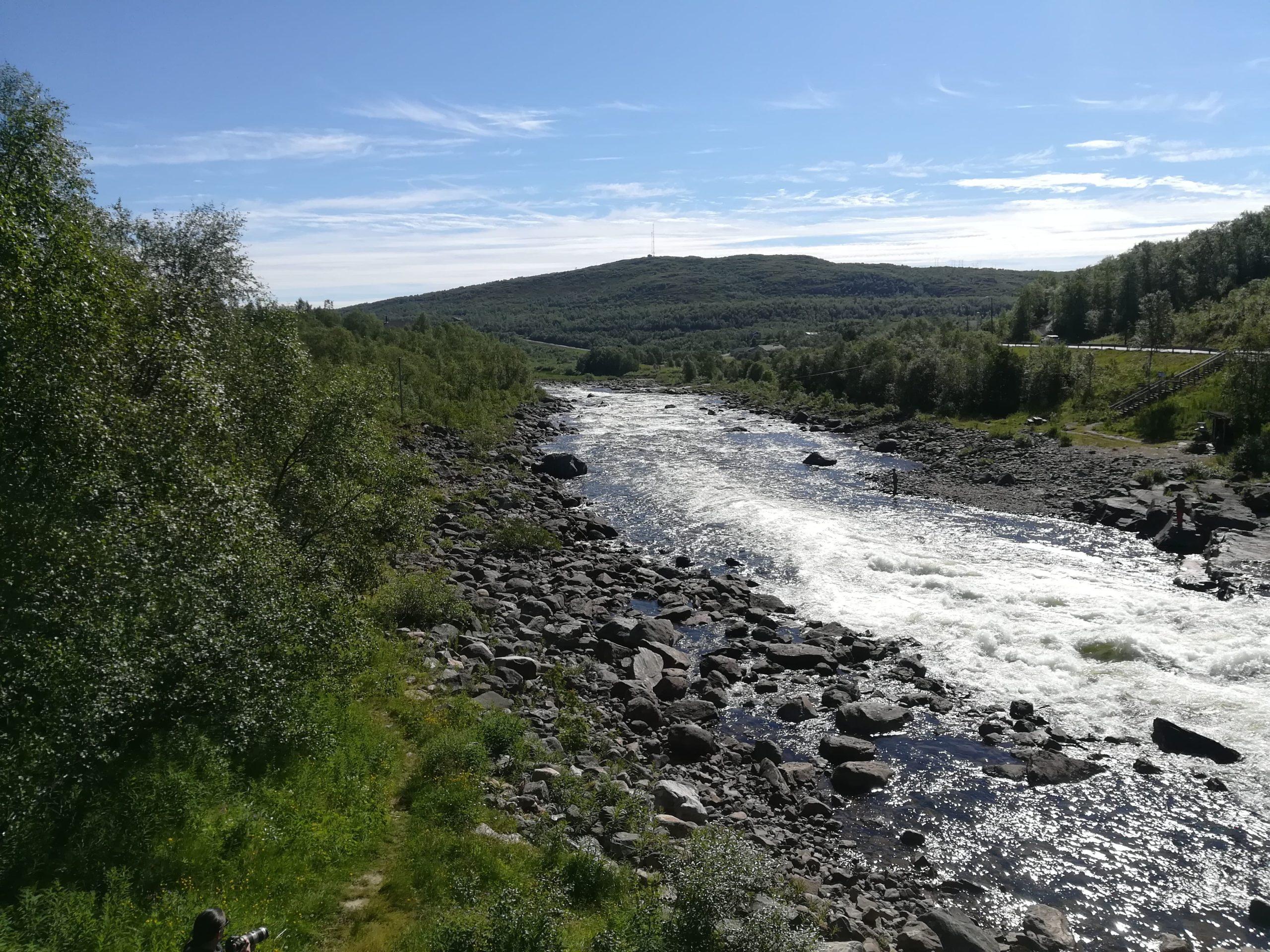 Neidenelva - Näätämöjoki